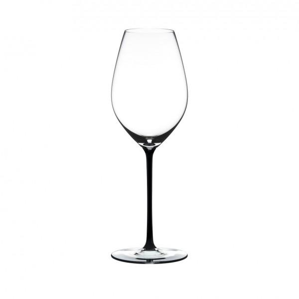 Riedel Champagnerglas FATTO A MANO (schwarz)
