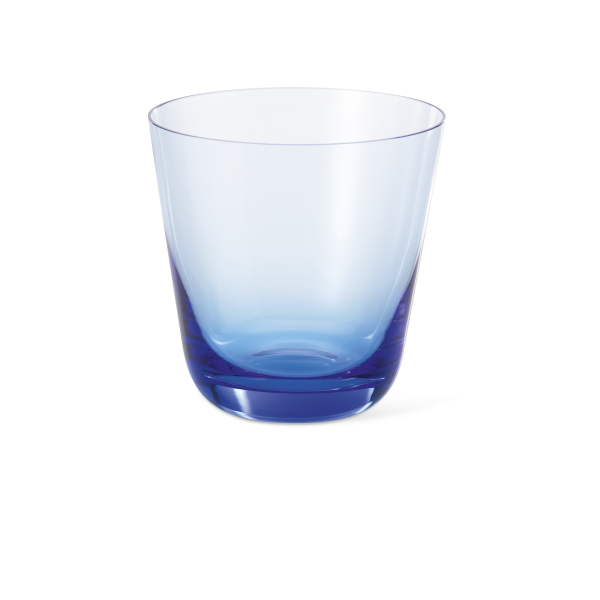 Dibbern Glas 0,25L azurblau CAPRI DIBBERN