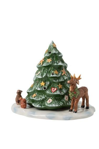 Villeroy & Boch Weihnachtsbaum mit Waldtieren CHRISTMAS TOYS