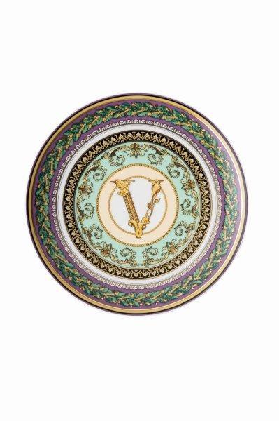 Versace Teller flach 17cm VERSACE BAROCCO MOSAIC