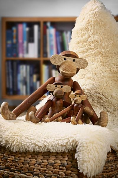 Kay Bojesen Affe groß