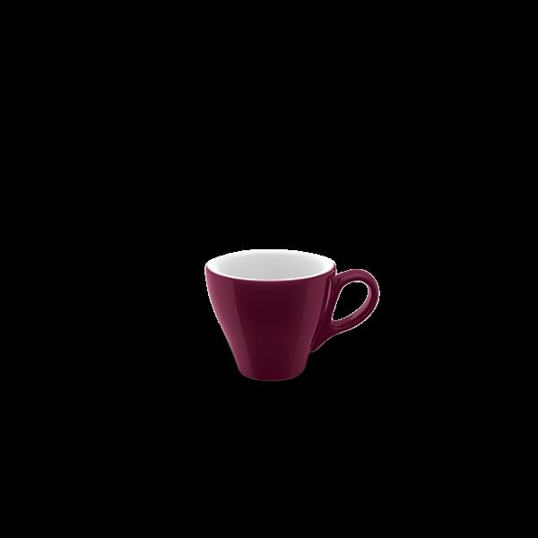 Dibbern Espresso Obere Classico 0,09L SOLID COLOR BORDEAUX