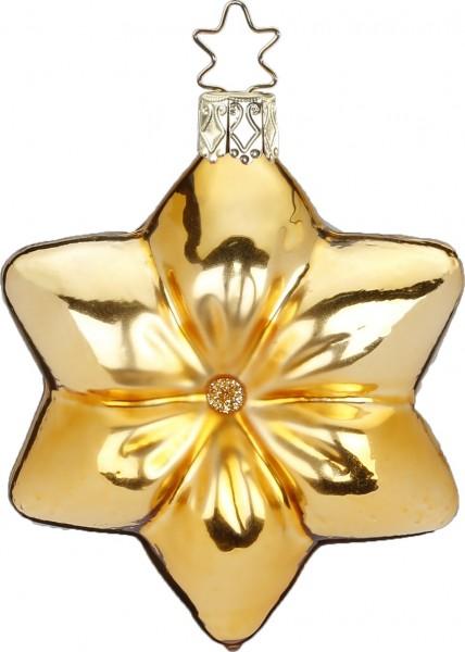 Inge's Christmas Decor Cushion Star 8cm inkagold INGE'S CHRISTMAS