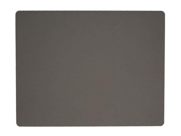 Tischset eck.35x45 antr.grau