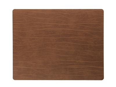 Tischset eck.35x45 sch.natur