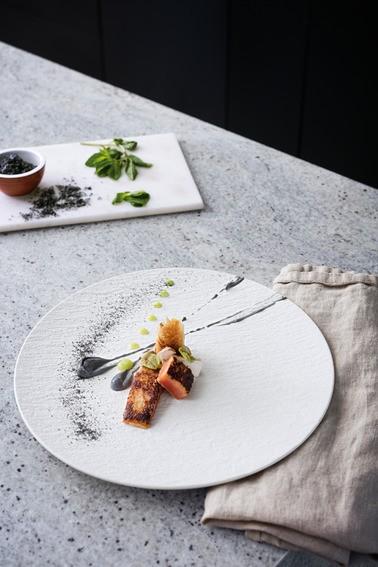 Villeroy & Boch Gourmetteller 32cm MANUFACTURE ROCK BLANC