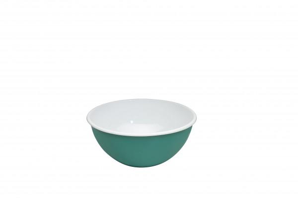 Riess Schüssel für Obst oder Salat 22cm NATURE GREEN DARK