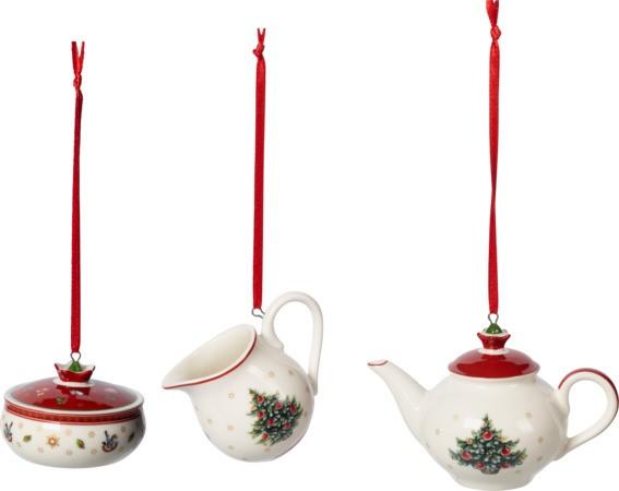 Villeroy & Boch Ornament Kaffeeset 3tlg. TOYS DEL. DEC.
